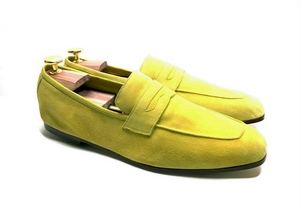 Tasca Yellow Suede